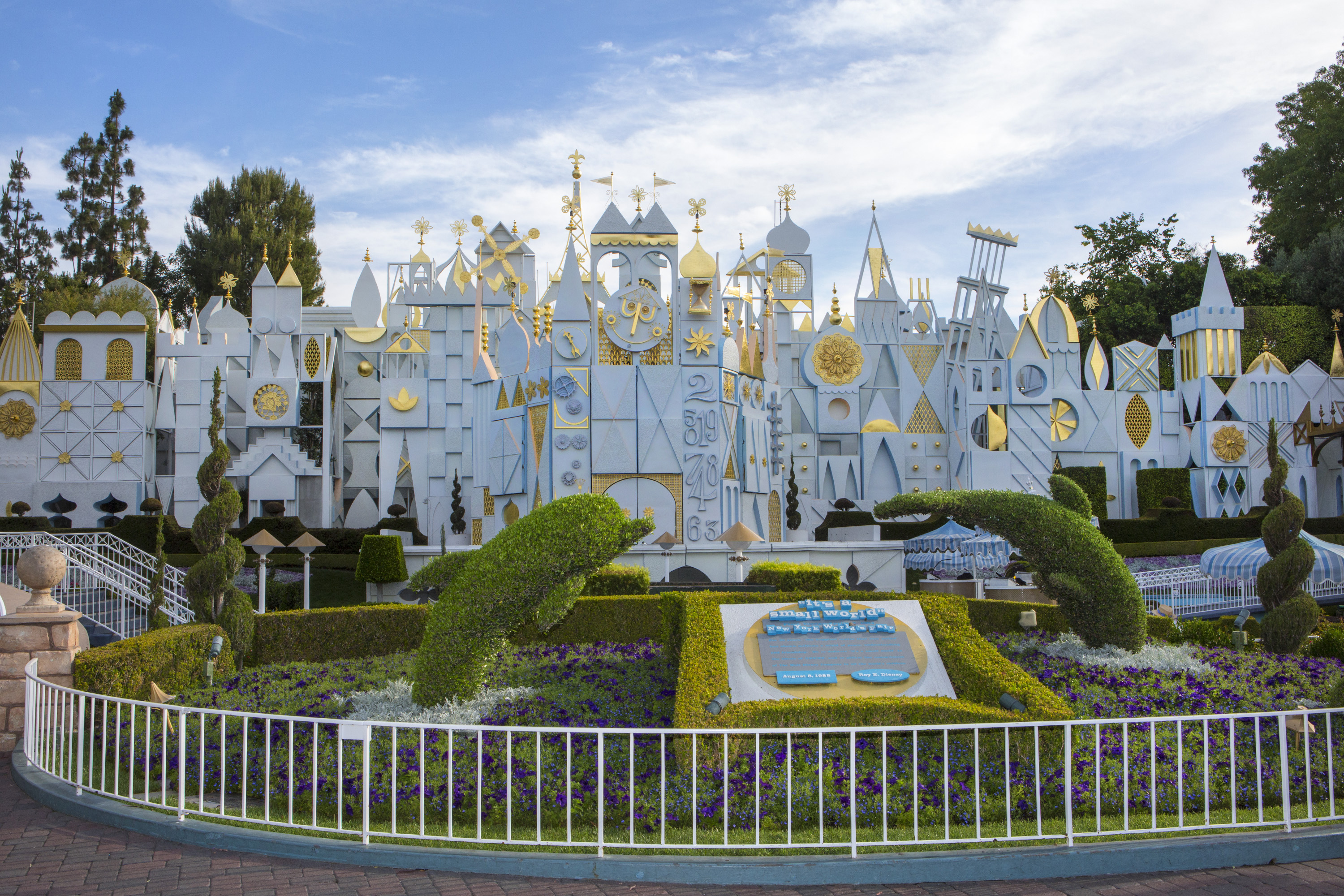 Sunday Spotlight: it's a small world