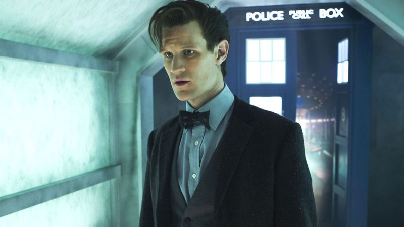 Matt Smith - Doctor Who - Eleventh Doctor