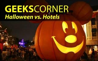 Halloween vs. Hotels - GEEKS CORNER - Episode 850