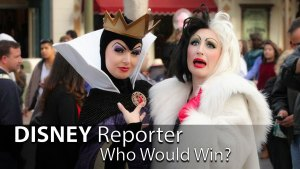Who Would Win? - DISNEY Reporter