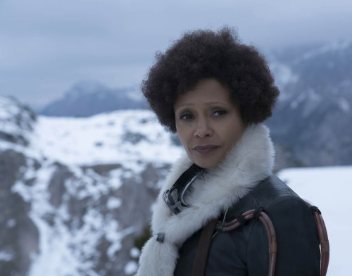 Thandie Newton is Val in SOLO: A STAR WARS STORY.