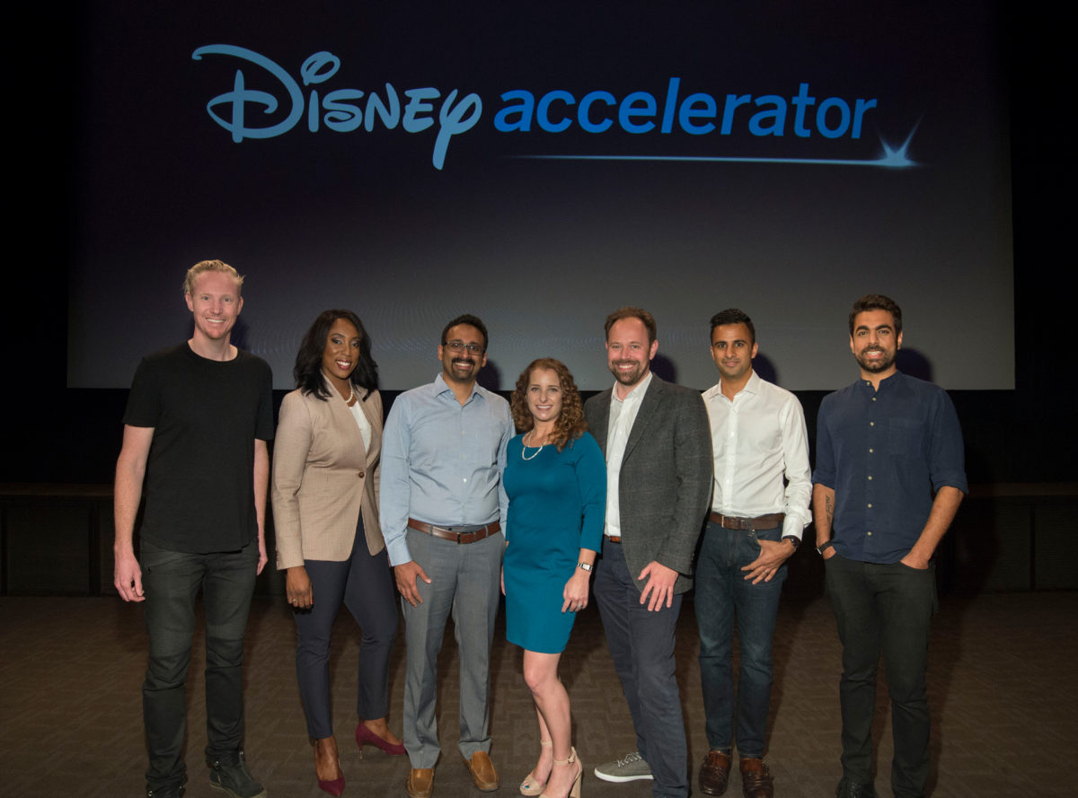 2018 Disney Accelerator Demo Day Spotlights New Ways for Consumers to Connect