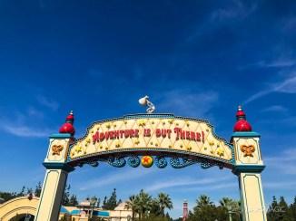 Pixar Lamp at Pixar Pier in the Disneyland Resort-3