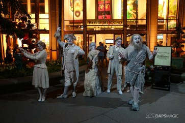 SCAREolers - Downtown Disney District - Westbeat Sings-4
