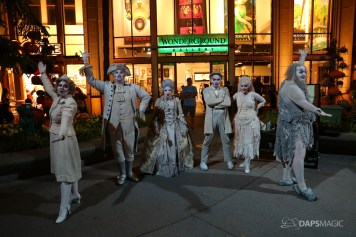 SCAREolers - Downtown Disney District - Westbeat Sings-6