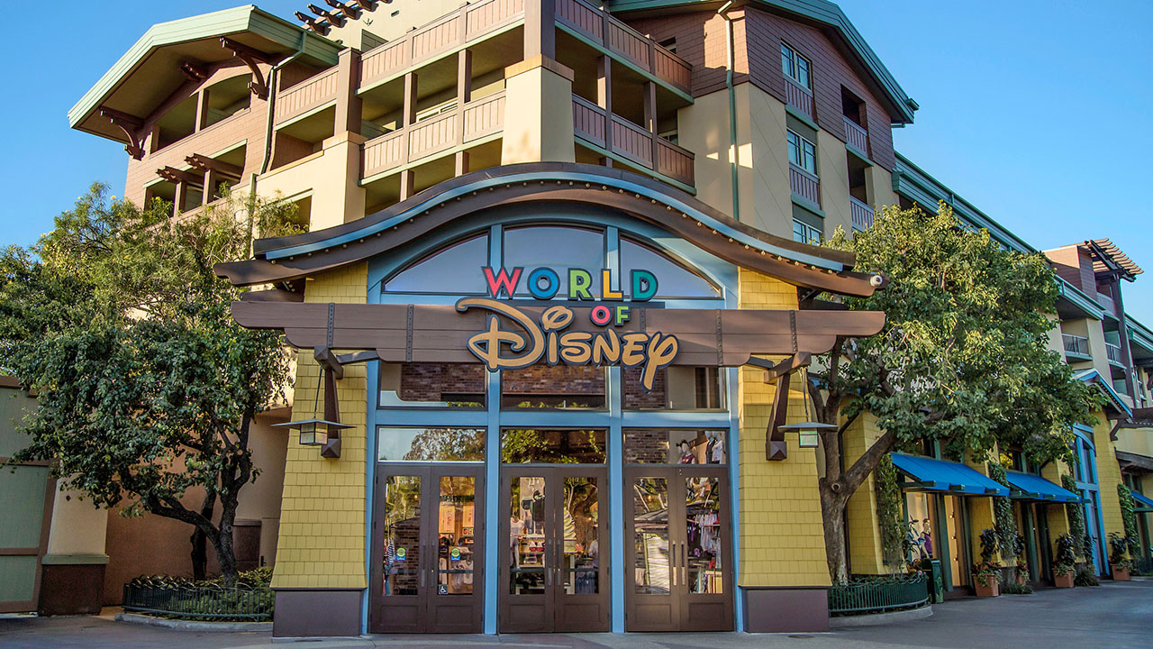 Get Your Exclusive Sneak Peek into the Newly Reimagined World of Disney at Downtown Disney District at the Disneyland Resort