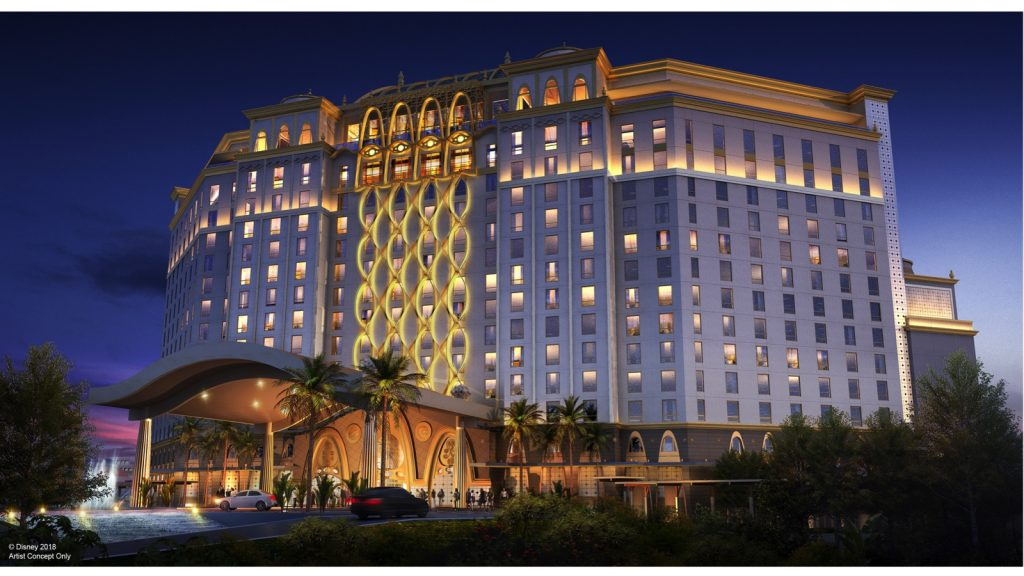 Disney Shares Artist Renderings of New Coronado Springs Resort 15-Story Tower at the Walt Disney World Resort