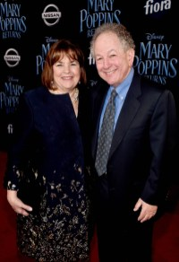HOLLYWOOD, CA - NOVEMBER 29: Ina Garten (L) and Jeffrey Garten attend Disney's 'Mary Poppins Returns' World Premiere at the Dolby Theatre on November 29, 2018 in Hollywood, California. (Photo by Alberto E. Rodriguez/Getty Images for Disney) *** Local Caption *** Ina Garten; Jeffrey Garten