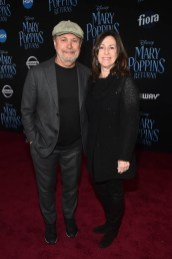 HOLLYWOOD, CA - NOVEMBER 29: Billy Crystal (L) and Janice Crystal attend Disney's 'Mary Poppins Returns' World Premiere at the Dolby Theatre on November 29, 2018 in Hollywood, California. (Photo by Alberto E. Rodriguez/Getty Images for Disney) *** Local Caption *** Billy Crystal; Janice Crystal