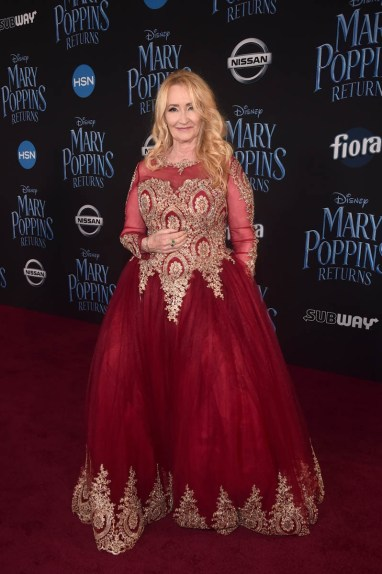 HOLLYWOOD, CA - NOVEMBER 29: Actor Karen Dotrice attends Disney's 'Mary Poppins Returns' World Premiere at the Dolby Theatre on November 29, 2018 in Hollywood, California. (Photo by Alberto E. Rodriguez/Getty Images for Disney) *** Local Caption *** Karen Dotrice