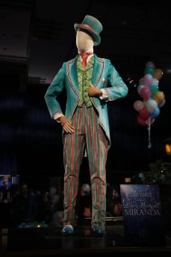 Costume display at The World Premiere of Disney's Mary Poppins Returns at the Dolby Theatre in Hollywood, CA on Wednesday, November 29, 2018 (Photo: Alex J. Berliner/ABImages)