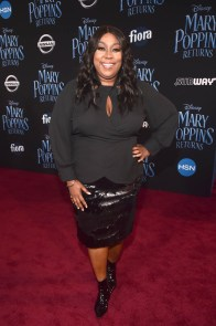 HOLLYWOOD, CA - NOVEMBER 29: Loni Love attends Disney's 'Mary Poppins Returns' World Premiere at the Dolby Theatre on November 29, 2018 in Hollywood, California. (Photo by Alberto E. Rodriguez/Getty Images for Disney) *** Local Caption *** Loni Love