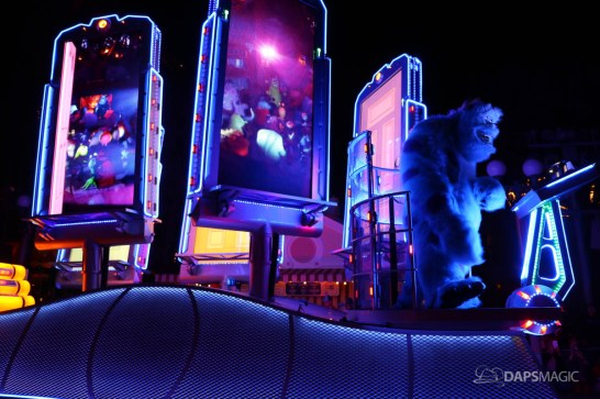Paint the Night Final Night at Disney California Adventure 2018-21