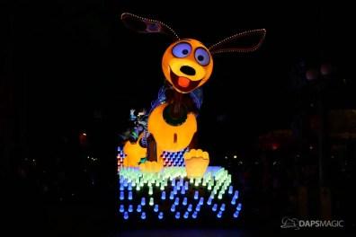 Paint the Night Final Night at Disney California Adventure 2018-44