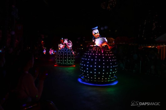 Paint the Night Final Night at Disney California Adventure 2018-75