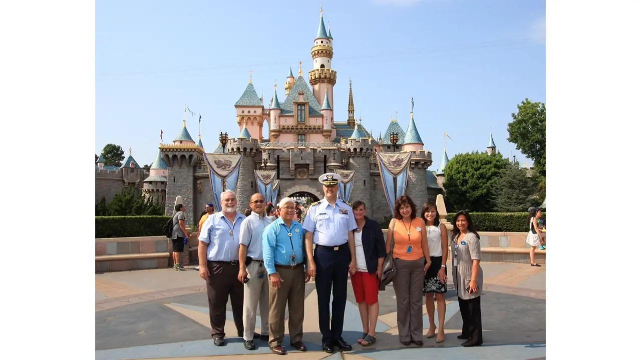 Disneyland Resort Salutes Veterans and Celebrates the Heroes on Veterans' Day