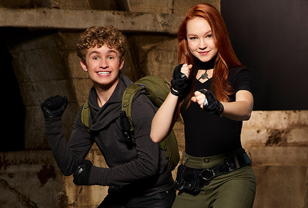 "Get Your First Look at Disney Channel's Live Action ""Kim Possible"" with New Trailer"