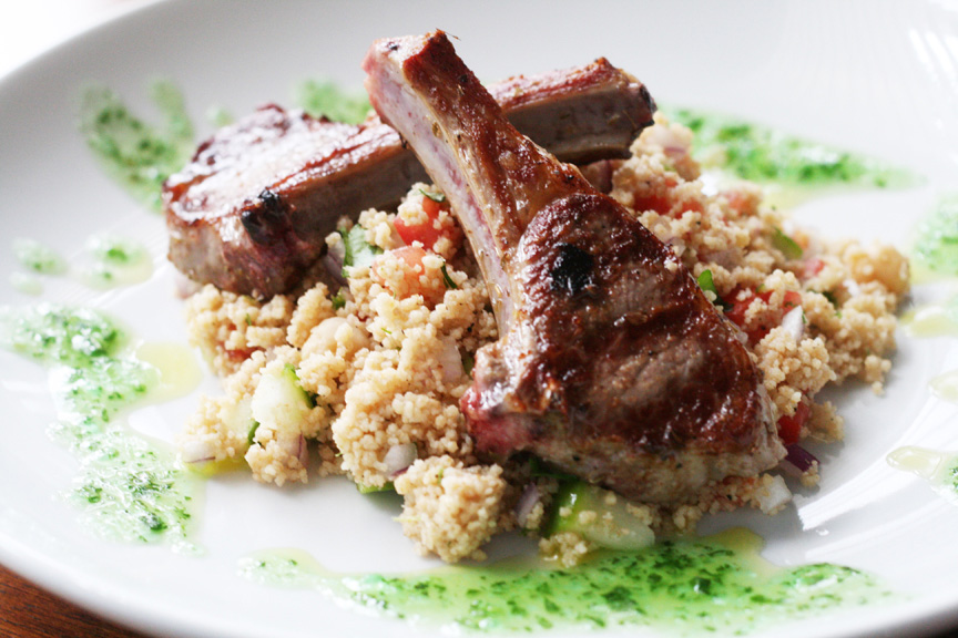 Marinated Lamb Chops – GEEK EATS Disney Cruise Line Recipe