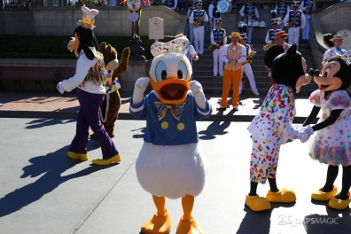 Fab Five New Outfits - Happiest March - Get Your Ears On - Disneyland