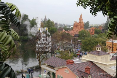 Rainy Day at the Disneyland Resort-113