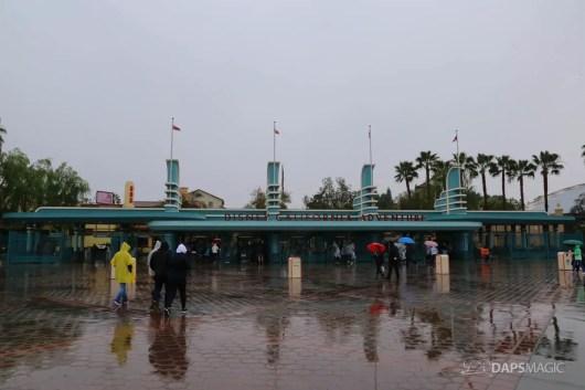 Rainy Day at the Disneyland Resort-63