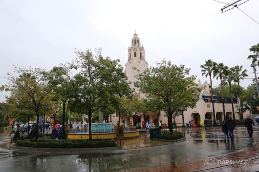 Rainy Day at the Disneyland Resort-68