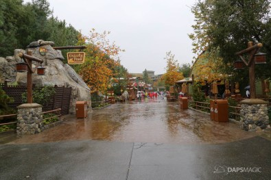 Rainy Day at the Disneyland Resort-70