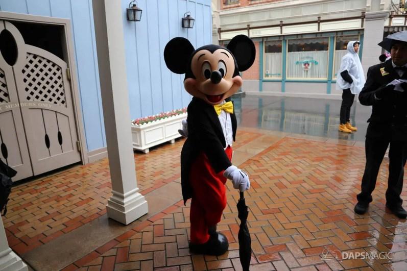 Rainy Day at the Disneyland Resort-93
