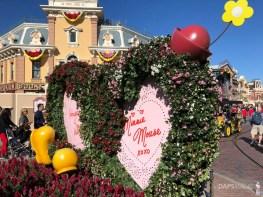 Valentines Month at Disneyland 2019