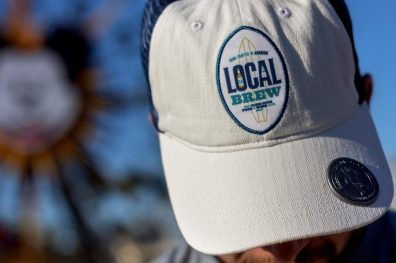 During the Disney California Adventure Food & Wine Festival, from March 1 to April 23, 2019, guests will find an array of merchandise options to spice up their culinary journey, including this baseball cap complete with a bottle opener inside the brim. During the festival, guests can explore California-inspired cuisine and beverages, plus live entertainment, family-friendly seminars and cooking demonstrations. (Joshua Sudock/Disneyland Resort)
