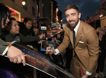 "HOLLYWOOD, CA - MARCH 04: Actor Lee Pace attends the Los Angeles World Premiere of Marvel Studios' ""Captain Marvel"" at Dolby Theatre on March 4, 2019 in Hollywood, California. (Photo by Charley Gallay/Getty Images for Disney) *** Local Caption *** Lee Pace"