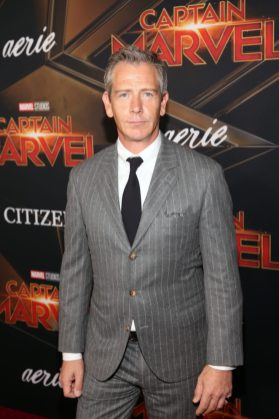 "HOLLYWOOD, CA - MARCH 04: Actor Ben Mendelsohn attends the Los Angeles World Premiere of Marvel Studios' ""Captain Marvel"" at Dolby Theatre on March 4, 2019 in Hollywood, California. (Photo by Jesse Grant/Getty Images for Disney) *** Local Caption *** Ben Mendelsohn"