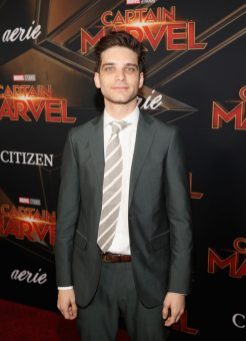 "HOLLYWOOD, CA - MARCH 04: Actor Jeff Ward attends the Los Angeles World Premiere of Marvel Studios' ""Captain Marvel"" at Dolby Theatre on March 4, 2019 in Hollywood, California. (Photo by Jesse Grant/Getty Images for Disney) *** Local Caption *** Jeff Ward"