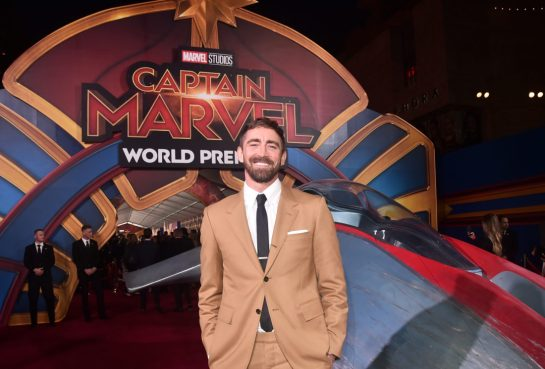 """HOLLYWOOD, CA - MARCH 04: Actor Lee Pace attends the Los Angeles World Premiere of Marvel Studios' """"Captain Marvel"""" at Dolby Theatre on March 4, 2019 in Hollywood, California. (Photo by Alberto E. Rodriguez/Getty Images for Disney) *** Local Caption *** Lee Pace"""