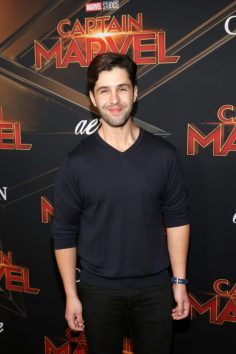 "HOLLYWOOD, CA - MARCH 04: Actor Josh Peck attends the Los Angeles World Premiere of Marvel Studios' ""Captain Marvel"" at Dolby Theatre on March 4, 2019 in Hollywood, California. (Photo by Jesse Grant/Getty Images for Disney) *** Local Caption *** Josh Peck"