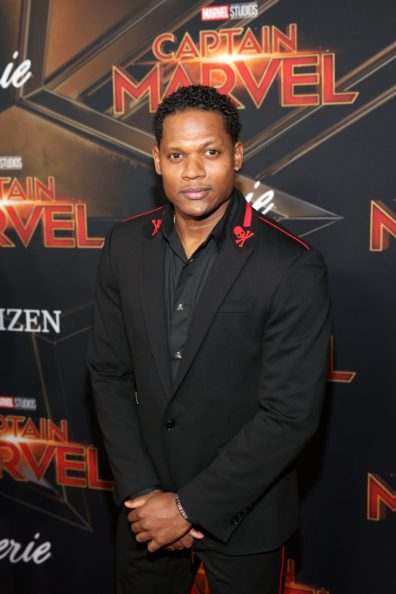 """HOLLYWOOD, CA - MARCH 04: Actor Algenis Perez Soto attends the Los Angeles World Premiere of Marvel Studios' """"Captain Marvel"""" at Dolby Theatre on March 4, 2019 in Hollywood, California. (Photo by Jesse Grant/Getty Images for Disney) *** Local Caption *** Algenis Perez Soto"""