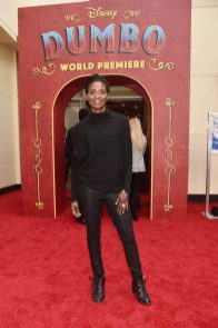 """LOS ANGELES, CA - MARCH 11: Adina Porter attends the World Premiere of Disney's """"Dumbo"""" at the El Capitan Theatre on March 11, 2019 in Los Angeles, California. (Photo by Alberto E. Rodriguez/Getty Images for Disney) *** Local Caption *** Adina Porter"""