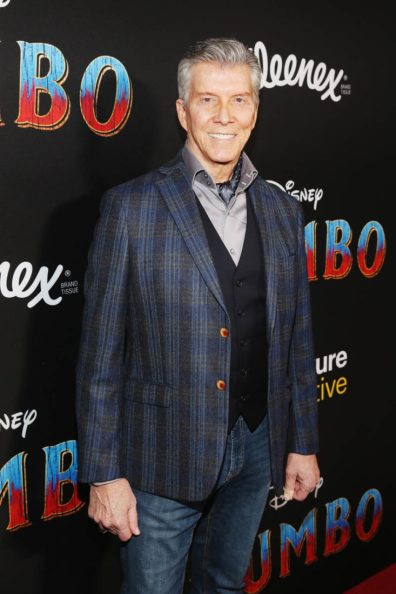 """LOS ANGELES, CA - MARCH 11: Announcer Michael Buffer attends the World Premiere of Disney's """"Dumbo"""" at the El Capitan Theatre on March 11, 2019 in Los Angeles, California. (Photo by Jesse Grant/Getty Images for Disney) *** Local Caption *** Michael Buffer"""