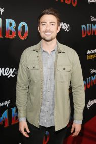 "LOS ANGELES, CA - MARCH 11: Jonathan Bennett attends the World Premiere of Disney's ""Dumbo"" at the El Capitan Theatre on March 11, 2019 in Los Angeles, California. (Photo by Jesse Grant/Getty Images for Disney) *** Local Caption *** Jonathan Bennett"