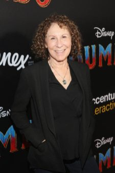 "LOS ANGELES, CA - MARCH 11: Rhea Perlman attends the World Premiere of Disney's ""Dumbo"" at the El Capitan Theatre on March 11, 2019 in Los Angeles, California. (Photo by Jesse Grant/Getty Images for Disney) *** Local Caption *** Rhea Perlman"