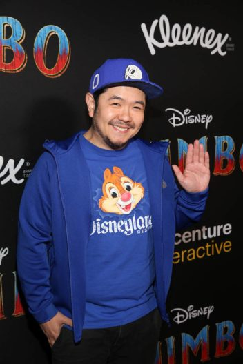 """LOS ANGELES, CA - MARCH 11: Eric Bauza attends the World Premiere of Disney's """"Dumbo"""" at the El Capitan Theatre on March 11, 2019 in Los Angeles, California. (Photo by Jesse Grant/Getty Images for Disney)"""