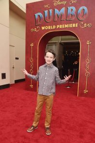 """LOS ANGELES, CA - MARCH 11: Jason Maybaum attends the World Premiere of Disney's """"Dumbo"""" at the El Capitan Theatre on March 11, 2019 in Los Angeles, California. (Photo by Alberto E. Rodriguez/Getty Images for Disney) *** Local Caption *** Jason Maybaum"""