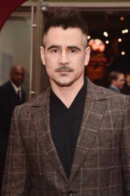 """LOS ANGELES, CA - MARCH 11: Actor Colin Farrell attends the World Premiere of Disney's """"Dumbo"""" at the El Capitan Theatre on March 11, 2019 in Los Angeles, California. (Photo by Alberto E. Rodriguez/Getty Images for Disney) *** Local Caption *** Colin Farrell"""