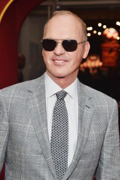 "LOS ANGELES, CA - MARCH 11: Actor Michael Keaton attends the World Premiere of Disney's ""Dumbo"" at the El Capitan Theatre on March 11, 2019 in Los Angeles, California. (Photo by Alberto E. Rodriguez/Getty Images for Disney) *** Local Caption *** Michael Keaton"