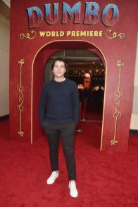 """LOS ANGELES, CA - MARCH 11: Manolo Gonzalez attends the World Premiere of Disney's """"Dumbo"""" at the El Capitan Theatre on March 11, 2019 in Los Angeles, California. (Photo by Alberto E. Rodriguez/Getty Images for Disney) *** Local Caption *** Manolo Gonzalez"""