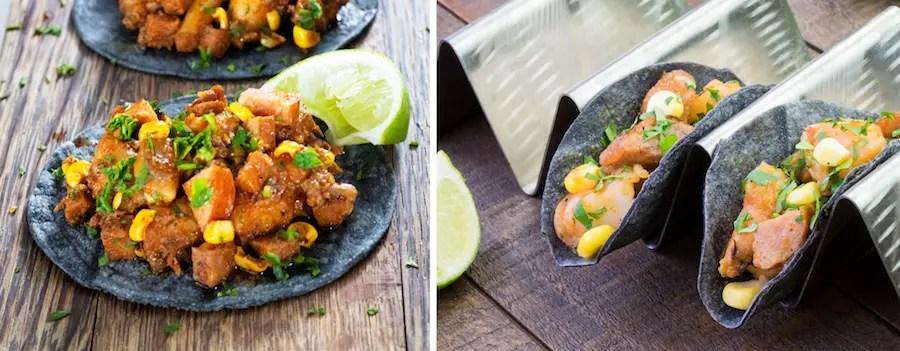 Shrimp Boil Tacos - Disney California Adventure Food & Wine Festival GEEK EATS Recipe