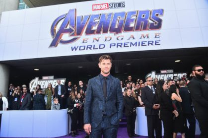 AVENGERS- ENDGAME World Premiere-246