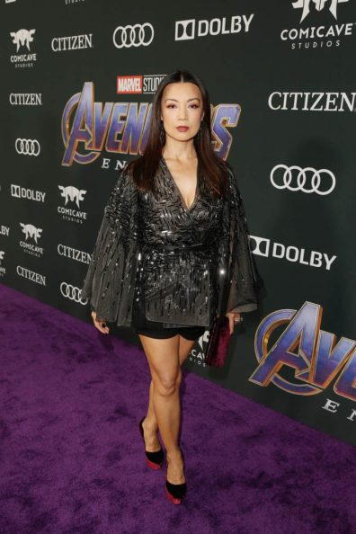 AVENGERS- ENDGAME World Premiere-27