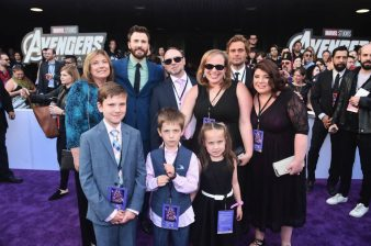 AVENGERS- ENDGAME World Premiere-277