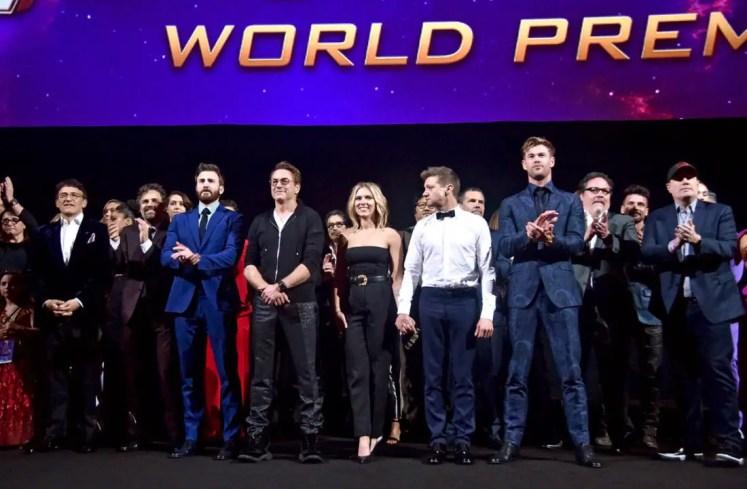AVENGERS- ENDGAME World Premiere-387